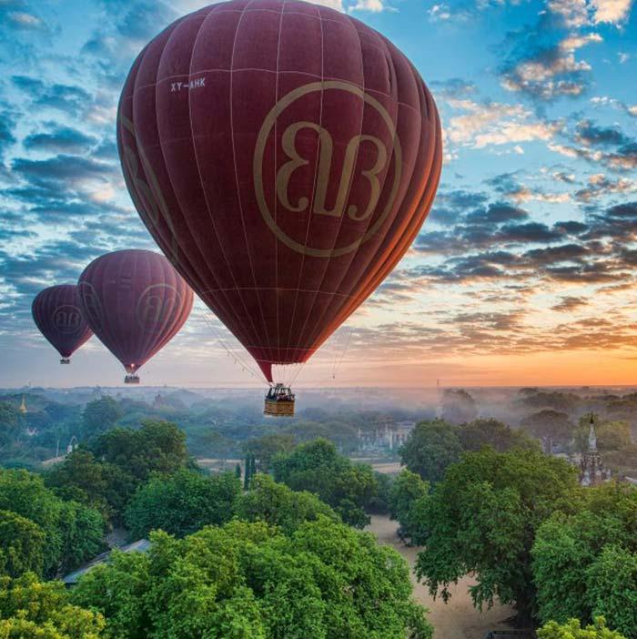 Ballooning Tour