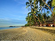 Myanmar Compact and Beach Tour